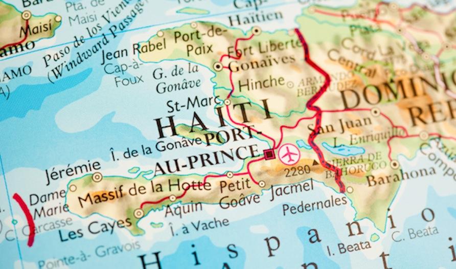 map-haiti