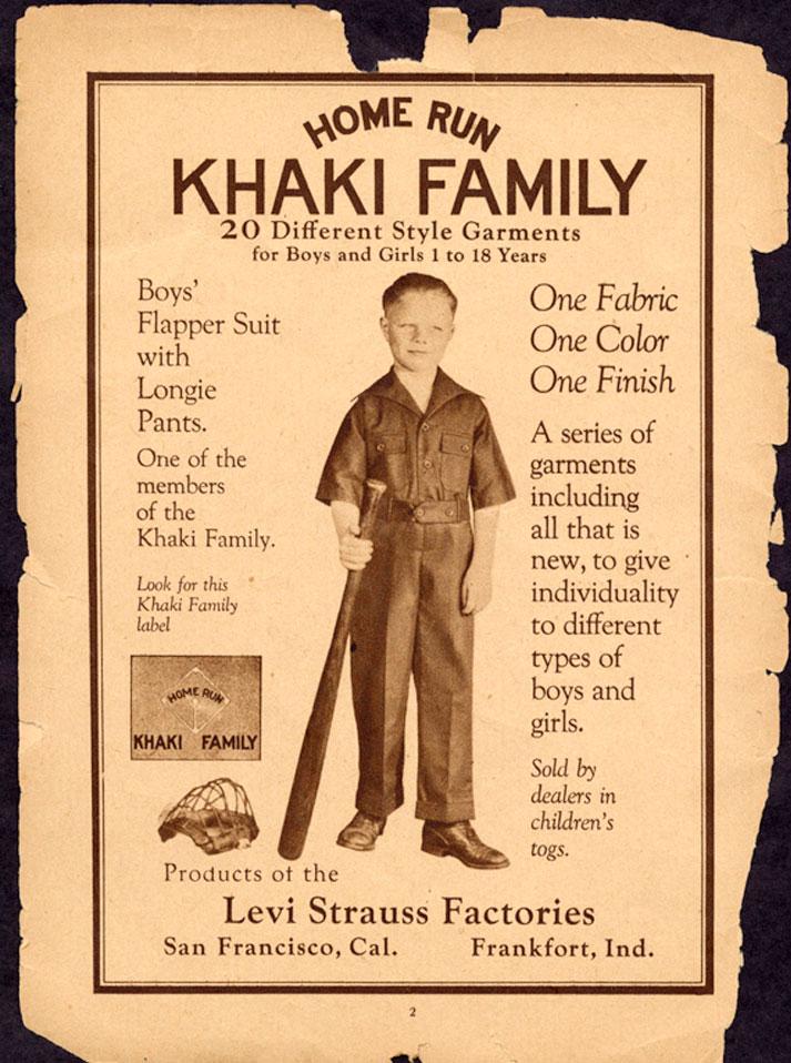 Home-Run-Khaki-Family