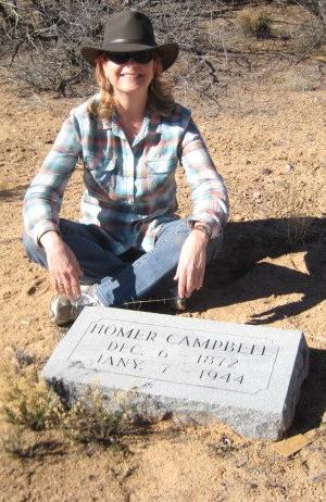Homer Campbell Marker