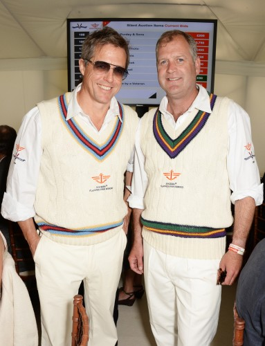 'Dockers Flannels For Heroes' Cricket Match