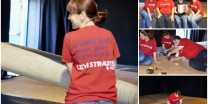 LS&Co. Employees Volunteering at Upstart