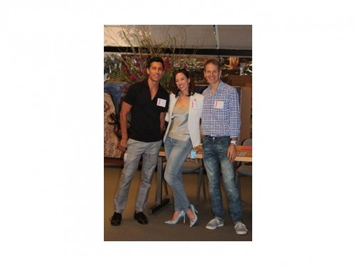 Ricky LaBrado (LS&Co. Legal), Susan Scafidi (Founder of Fashion Law Bootcamp) and Tom Onda (LS&Co. Legal)