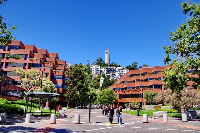 Levi's Plaza San Francisco, CA