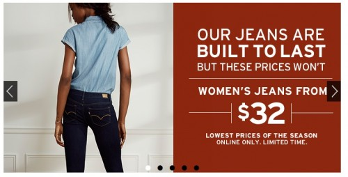 Our Jeans are Built to  Last