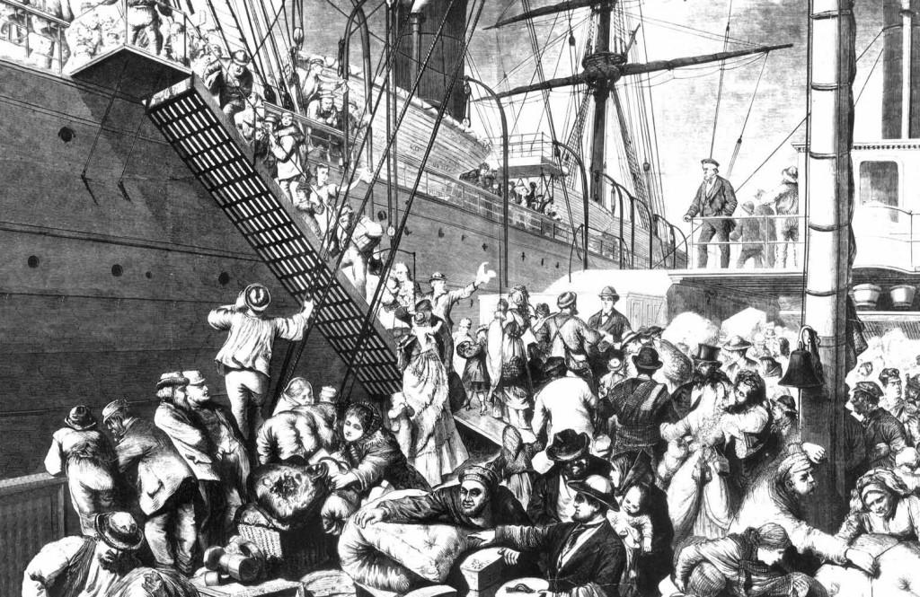 Ship boarding