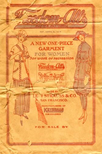 Freedom-Alls advertisement