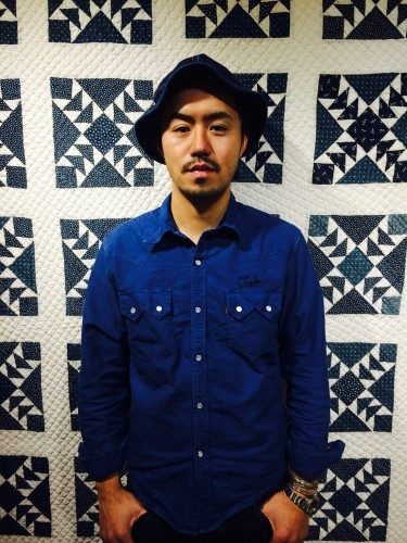 """Quality control is one of the biggest features of Japanese denim,"" said Men's Senior Designer Takumi Maemura"