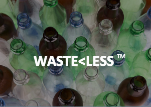 Wasteless button