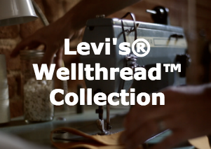 levi's wellthread button