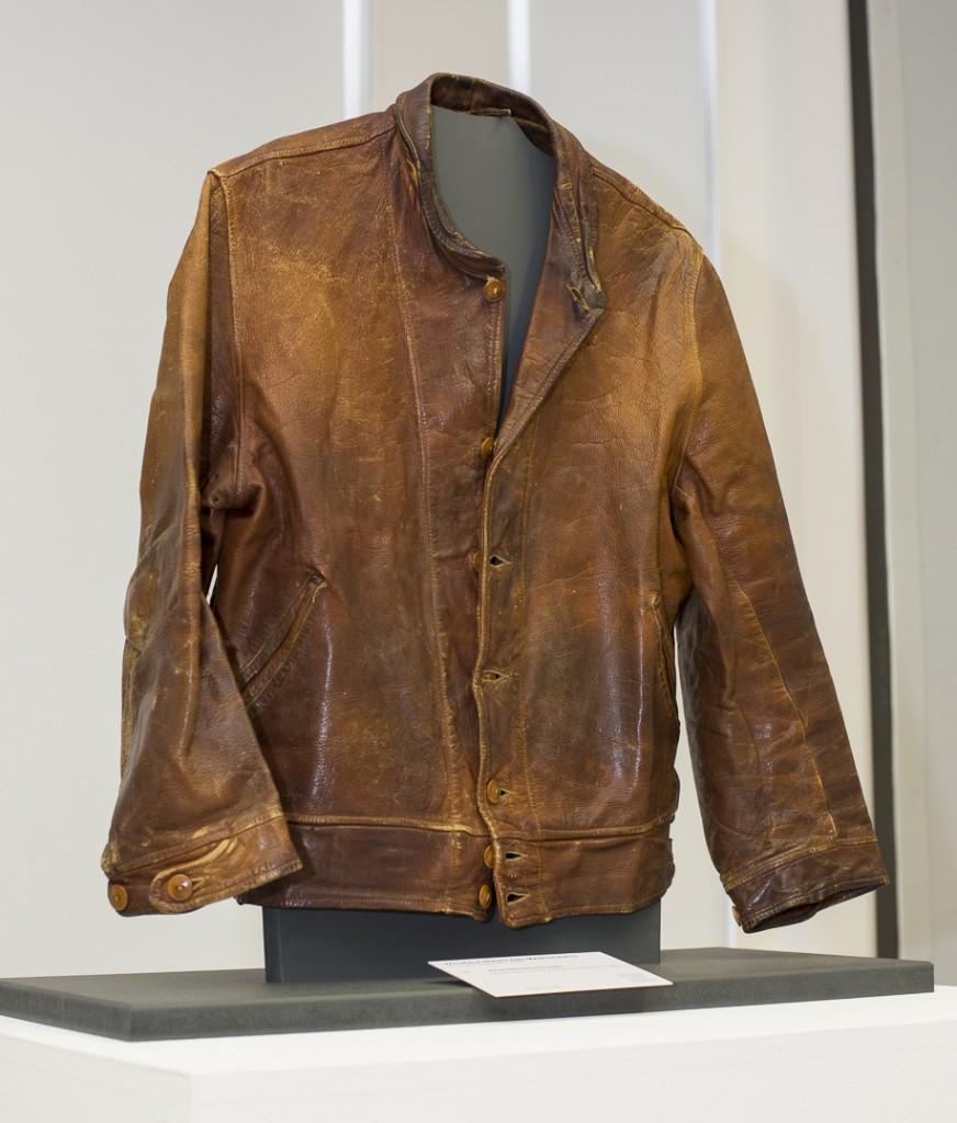 Einstein Jacket Close Up