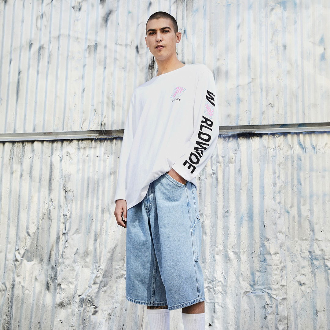 Silvertab Puts The Baggy Back In 90s Style Levi Strauss Co Levi Strauss Co