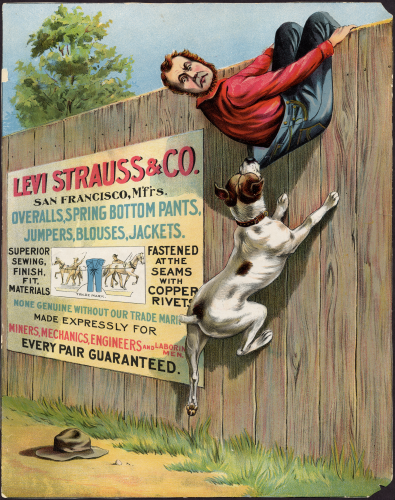 HBD, Levi Strauss! Four Quick Facts About Our Founder ...